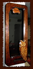 Long-eared Owl mirror